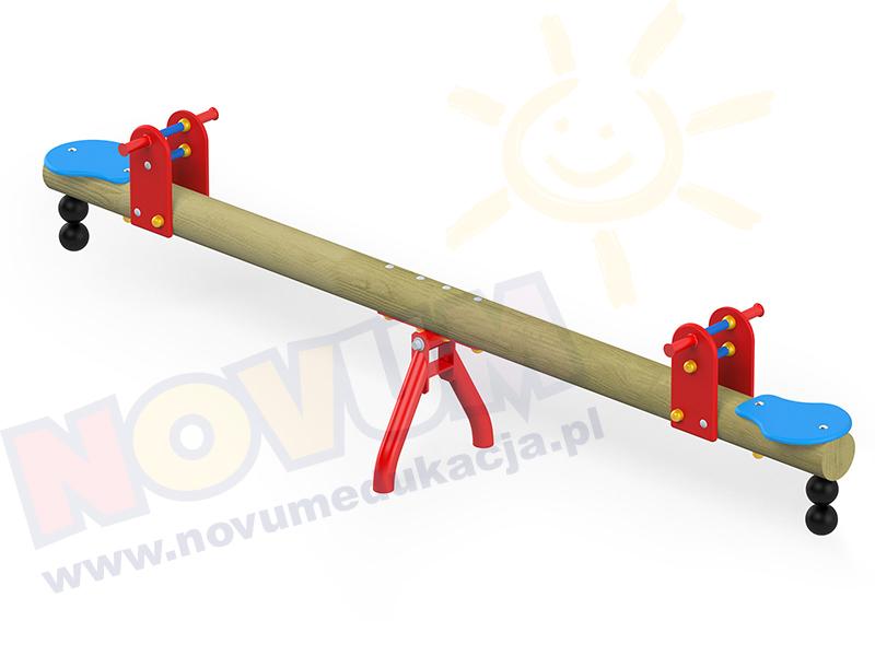 Huśtawka ważka na podstawie metalowej (Standard)